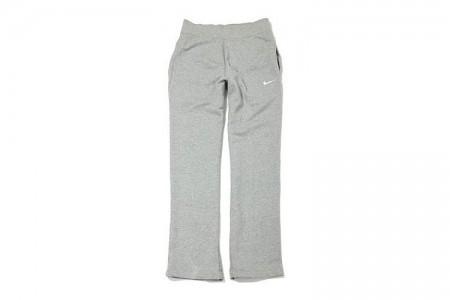 灰色 长裤/NIKE 410199/063 灰色男子休闲针织长裤