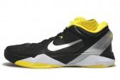 NIKE 488369-001 Zoom Kobe VII Supreme 科比7代黑色男子篮球鞋顶级限量版