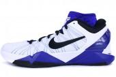 NIKE 488369-100 Zoom Kobe VII Supreme X 科比7代白色男子篮球鞋顶级限量版