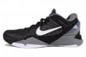 NIKE 488370-001 Zoom Kobe VII X 科比7代黑色男子篮球鞋