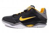 NIKE 487787-002 Zoom Kobe Venomenon II 科比毒液2代篮球鞋黑橙