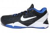 NIKE 488370-400 Zoom Kobe VII 科比7代蓝色男子篮球鞋