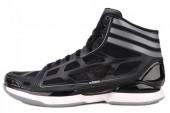 adidas G23673 adiZero Crazy Light 罗斯黑色男子篮球鞋轻量版