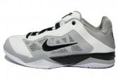 NIKE 487787-101 Zoom Kobe Venomenon II 科比毒液2代篮球鞋白灰