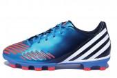 adidas V22100 Absolado D5 TRX HG 蓝色男子足球鞋