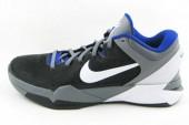 NIKE 488371-402 Zoom Kobe VII 科比7代黑蓝色男子篮球鞋