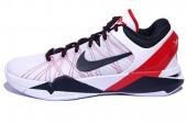 NIKE 488371-102 Zoom Kobe VII 科比7代美国队配色奥运版篮球鞋