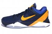 NIKE 488371-404 Zoom Kobe VII 科比7代蓝色男子篮球鞋