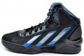 adidas G47367 adiPower Howard 3 霍华德3代黑色男子篮球鞋