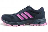 adidas Q22184 Marathon TR 10 W 黑色女子跑步鞋