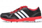 adidas Q22179 Marathon 10 M 黑色男子跑步鞋