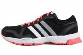 adidas Q22181 Marathon 10 Camo W 黑色女子跑步鞋
