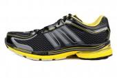 adidas Q34731 aStar Ride 4M 黑色男子跑步鞋