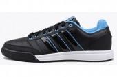 adidas G64340 Bian III M 黑色男子休闲网球鞋