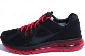 NIKE 554967-006  Air Max+ 2013 黑色男子跑步鞋