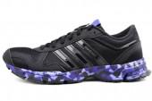 adidas G65499 Marathon 10 Camo W 黑色女子跑步鞋