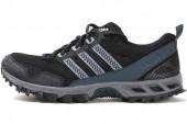 adidas G64729 Kanadia 5 TR M 黑色男子跑步鞋