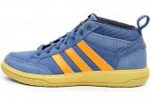 adidas Q21220 Oracle VI STR Mid 蓝色男子休闲网球鞋中帮