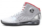 adidas G59649 D Rose 3.5 罗斯3.5代篮球鞋灰白
