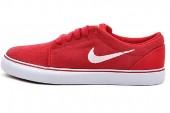 NIKE SB 536404-610 Satire 红色男子滑板鞋