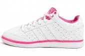 adidas Q21237 Oracle VI STR W Mid 白色女子网球鞋中帮
