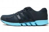 adidas Q22210 Runbox CC M 清风系列侦探灰黑男子跑步鞋