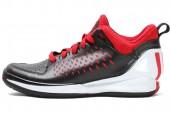 adidas G65745 D Rose 3 Low 罗斯3代黑色男子篮球鞋低帮
