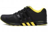 adidas Q22209 Runbox CC M 清风系列黑色男子跑步鞋