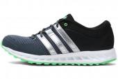 adidas Q22333 Falcon Elite 2 M 灰黑色男子跑步鞋