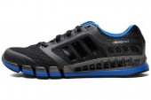 adidas Q22597 CC Revolution M 清风系列黑色男子跑步鞋