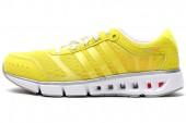 adidas Q23726 CC Ride W 清风系列黄色女子跑步鞋
