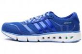 adidas Q23733 CC Ride W 清风系列蓝色女子跑步鞋