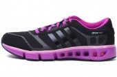 adidas Q23747 CC Ride W 清风系列黑色女子跑步鞋