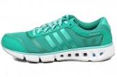adidas Q23734 CC Ride W 清风系列绿色女子跑步鞋