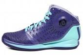 adidas G59652 D Rose 3.5 罗斯3.5代蓝紫色男子篮球鞋