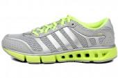 adidas Q33980 CC Ride M 清风系列黄色男子跑步鞋