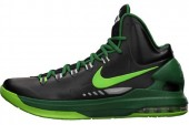 NIKE 554988-004 KD V 杜兰特5代黑色男子篮球鞋