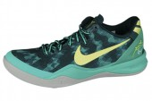 NIKE 587548-373 Kobe 8 System+ 'GC' 科比8代绿色男子篮球鞋