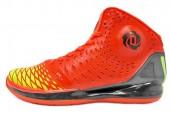 adidas G59650 D Rose 3.5 罗斯3.5代橙色男子篮球鞋