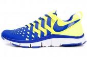 NIKE 579809-700 Free Trainer 5.0 赤足系列黄色男子训练鞋