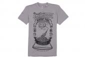 adidas Z55632 Rose Cerw Tee 罗斯灰色男子短袖篮球架图案T恤