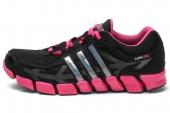 adidas Q33985 CC FreshRide  W 清风系列黑色女子跑步鞋
