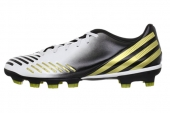 adidas Q34721 P Absolado LZ TRX HG  猎鹰系列白色男子足球鞋