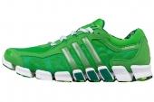 adidas G65204 CC FreshRide Camo M 清风系列绿色男子跑步鞋