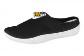 NIKE 555346-001 Solarsoft Mule 黑色男子鸟巢拖鞋