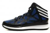 adidas Q33376 Crazy Shadow 2 幻影二代篮球鞋黑蓝