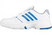 adidas G64798 Barricade Team 2 W 狼牙系列白色女子网球鞋