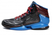 adidas G59695 adizero Crazy Light 2 罗斯黑色男子篮球鞋轻量版