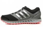 adidas G97399 Falcon Elite 3 W 黑色女子跑步鞋