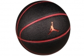 NIKE BB9100-066 JORDAN ALL COURT (7) 黑红色7号篮球